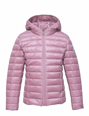 Jott Carla girls summer down jacket hooded rose size.  116-176 / 16A-16A New