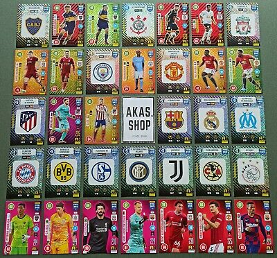 Adrenalyn XL FIFA 365 21 2021 PANINI cards selection cards to choose 10 - 112