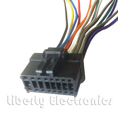 NEW 16 Pin WIRING HARNESS PLUG for PIONEER?resize\=400%2C398\&ssl\=1 ford tw35 wire harness repair conventional fire alarm wiring ford wire harness repair at aneh.co