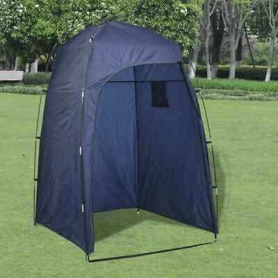 vidaXL shower tent toilet tent changing tent tent side tent storage tent camping ~