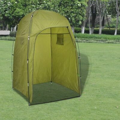 vidaXL shower tent changing tent toilet toilet tent side tent storage tent camping