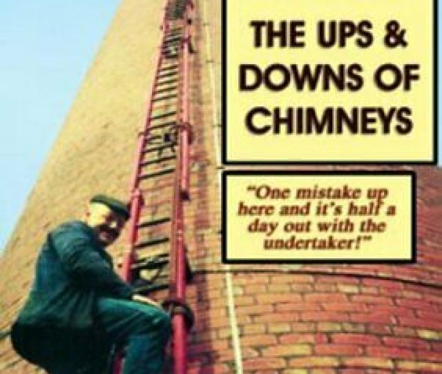 Fred Dibnahs Ups And Downs Of Chimneys Dvd Dvd Pkvg The Cheap Fast