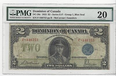 1917canadian Bank Of Commerce 20 Note Cat16 04 20a Sn