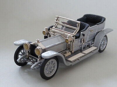 Top Marques Rolls Royce 40/50 HP Silver Ghost Ch.60551 1907 1/43