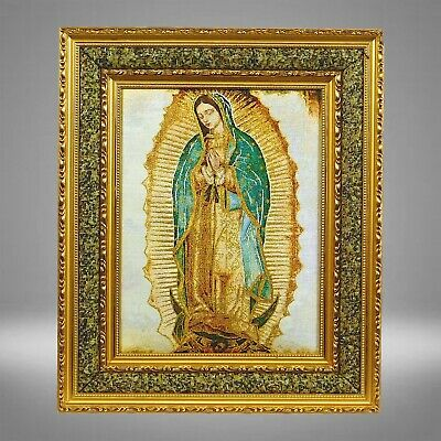 our lady guadalupe picture frame
