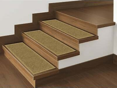 Best Quality Affordable Bullnose Stair Treads Carpet Non Skid   Pure Era Carpet Stair Treads   Self Adhesive Bullnose   Skid Resistant   Stair Railing   Grey   Non Slip