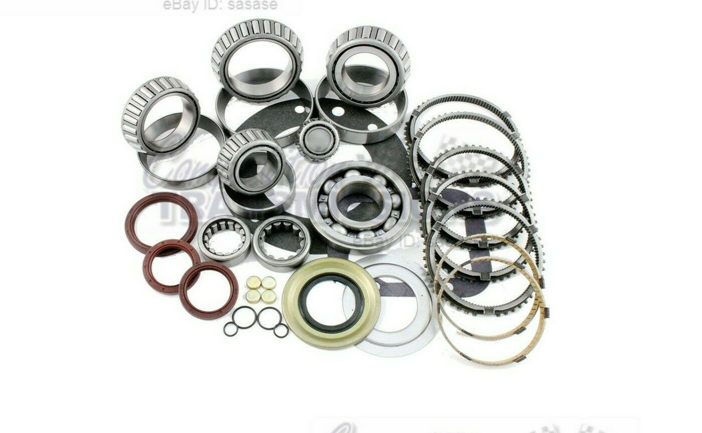 Ford Ranger Manuals Transmission Rebuild Kit