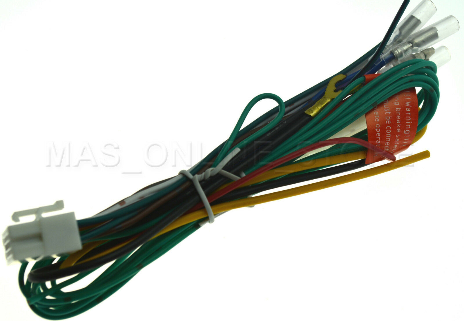 Clarion Vx 409 Vx409 Genuine Power Wire Harness pay cz 101 clarion wiring diagram dolgular com clarion cz500 wiring diagram at panicattacktreatment.co