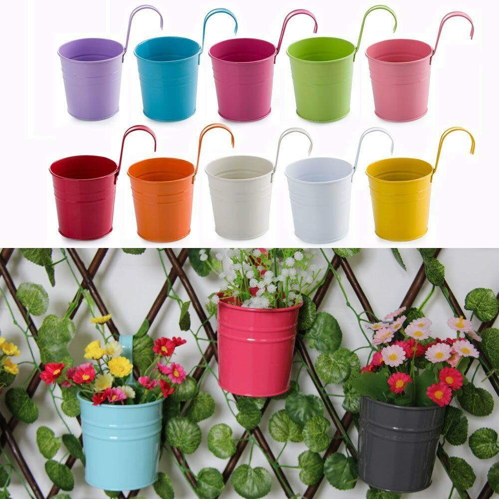 Wall Hanging Flower Pots