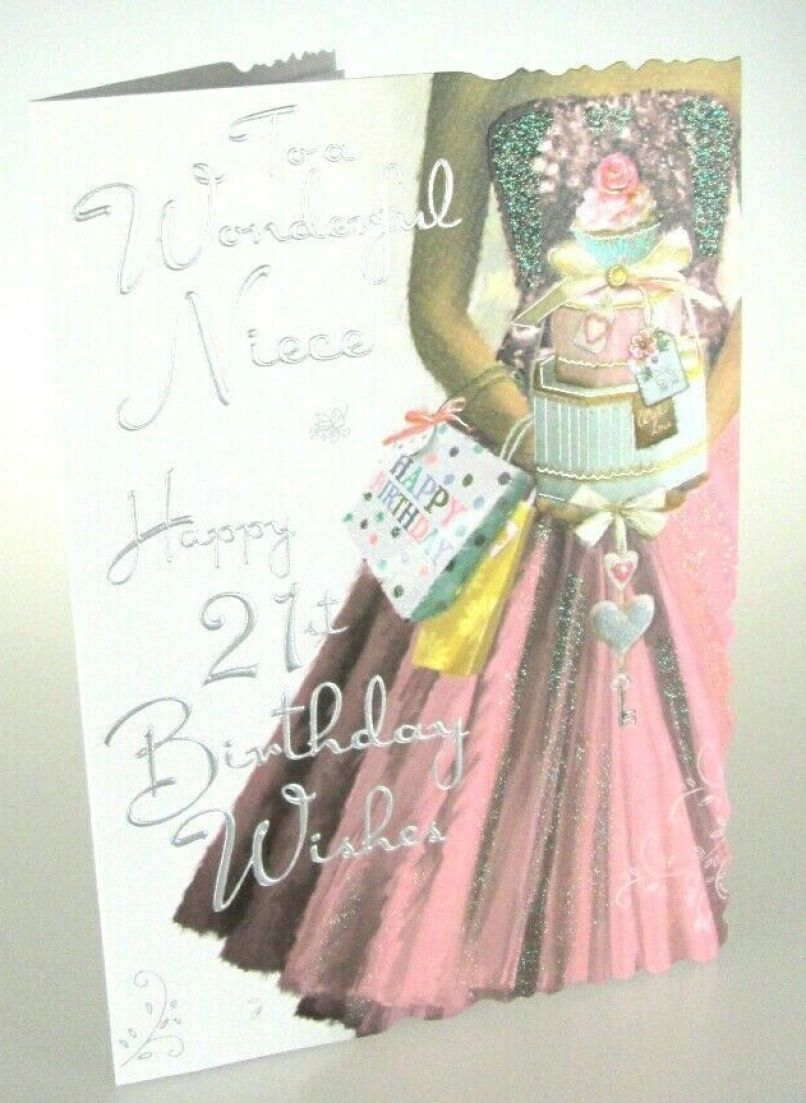 Images Of Happy 21st Birthday Niece Wallpapersimagesorg