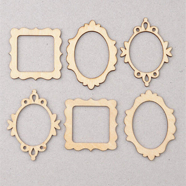 Unfinished Wood Picture Frames Craft Viewframes