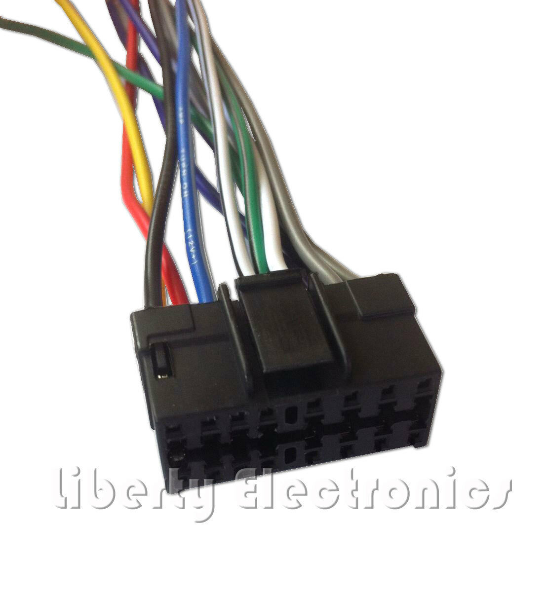 NEW WIRE HARNESS for PIONEER DEH P20 DEH P200?resize=665%2C724&ssl=1 pioneer deh p2000 wiring diagram pioneer wiring diagrams collection  at gsmx.co