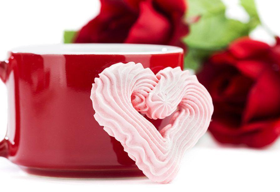 Meringhe di San Valentino