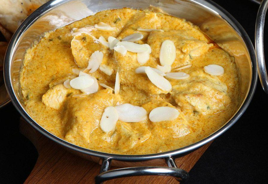 Pollo al curry paprika e lime
