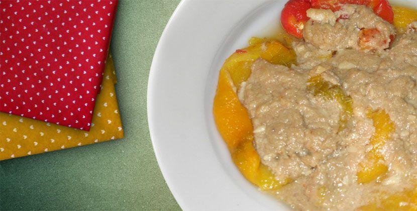 Ricetta bagna cauda per peperoni la ricetta di piccole ricette