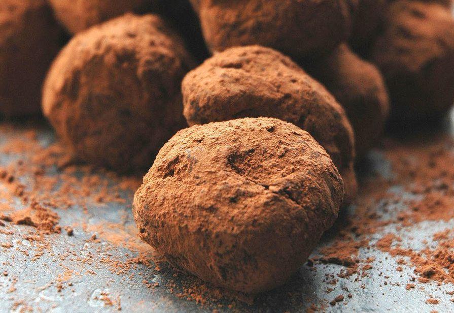 Praline mascarpone e cioccolato
