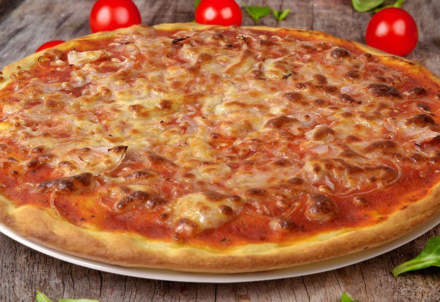 Pizza cipollata