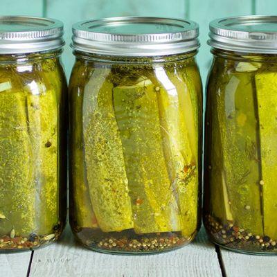 Cetrioli sottaceto o Dill pickles