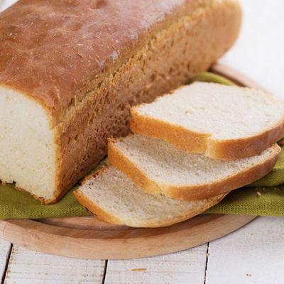 Pane bianco al latticello
