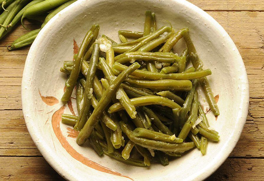 Fagiolini in insalata