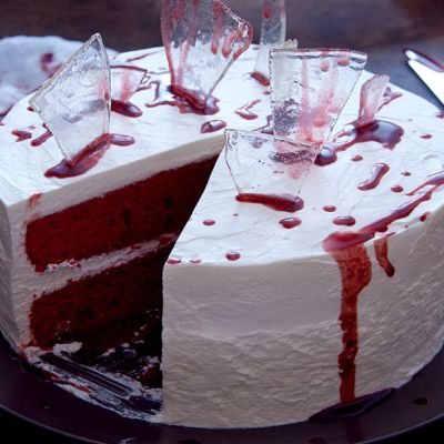 Halloween Red velvet