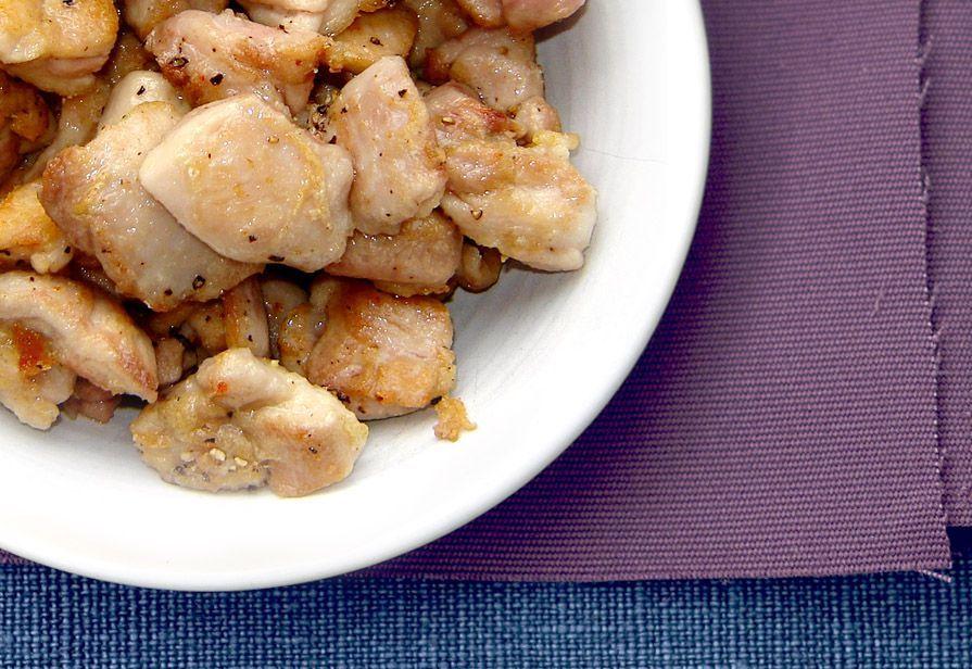 Pollo all'aceto
