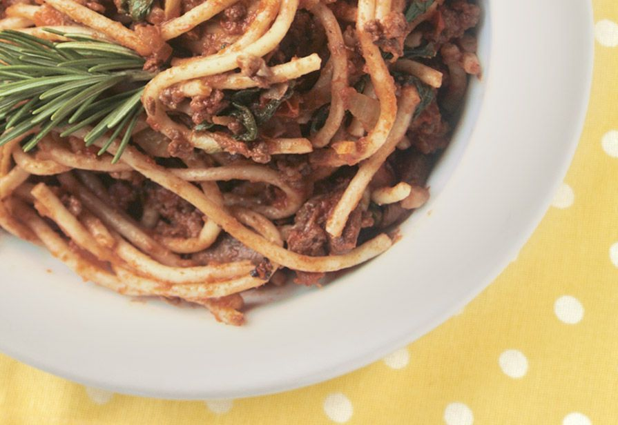 Spaghetti espressi