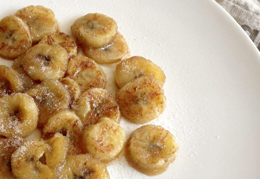 Banane fritte