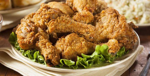 pollo fritto del Kentucky