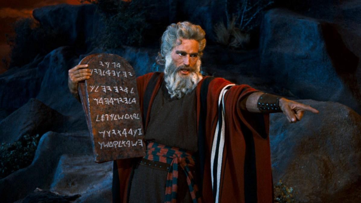 Charlton-Heston-as-Moses