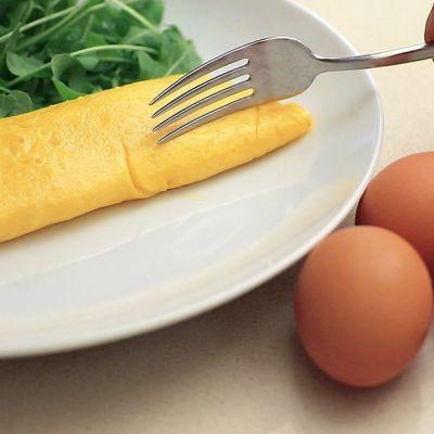 Omelette francese classica