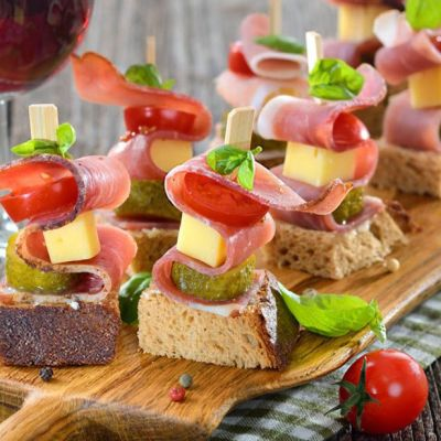 Antipasto tirolese