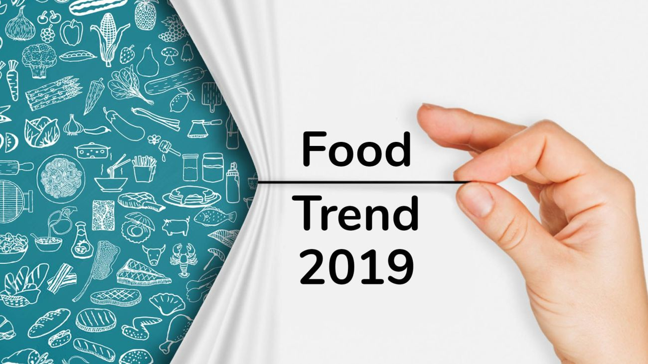 Food trend 2019
