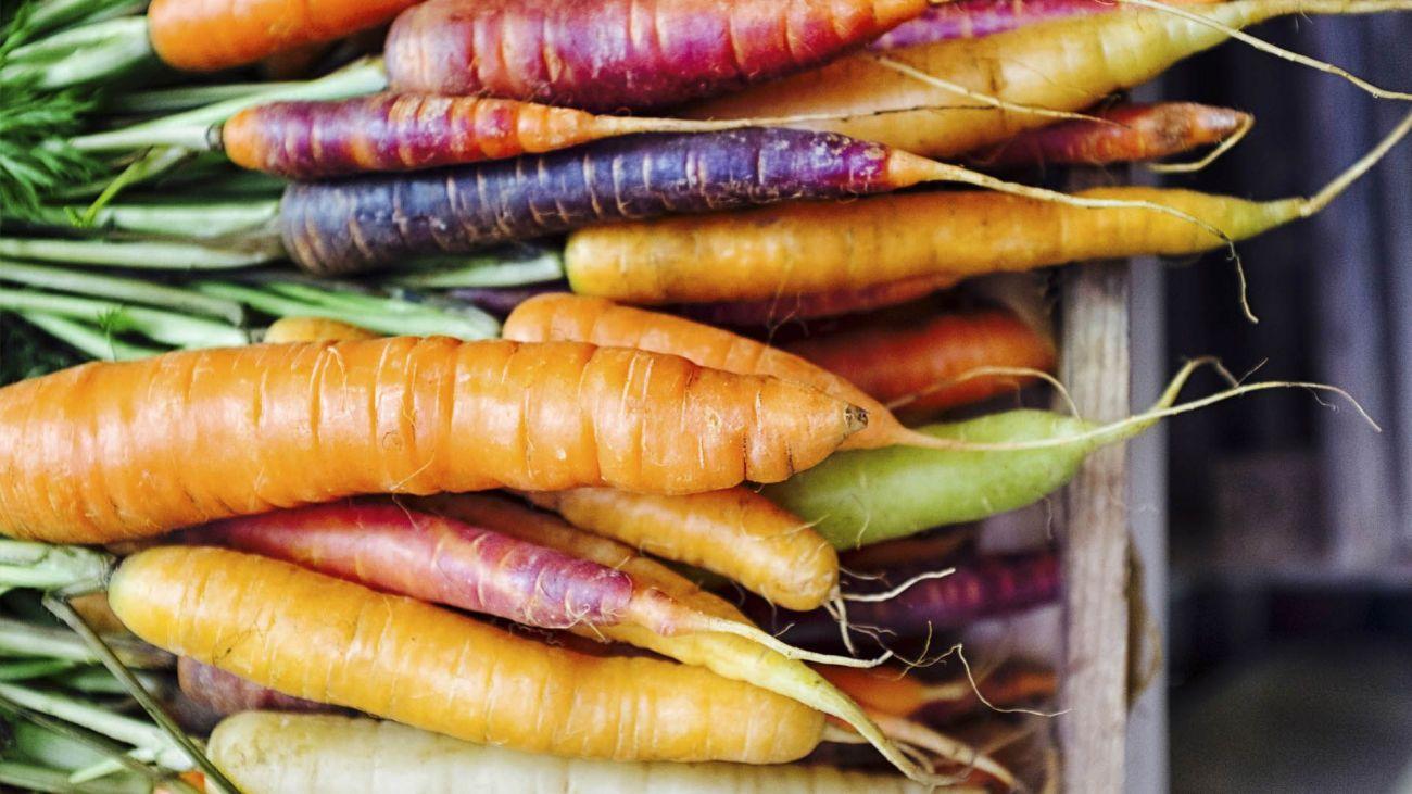 Ingrediente di gennaio carota