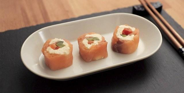 Finto Sushi affumicato