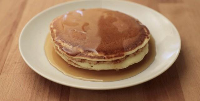 Pancakes in 5 minuti