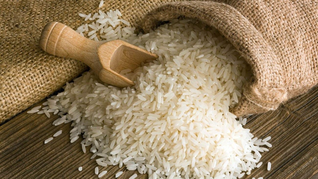 Acquisto del riso