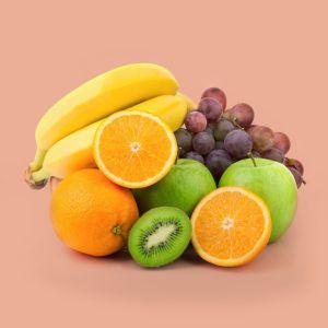 Mandaci un bel cesto di frutta fresca