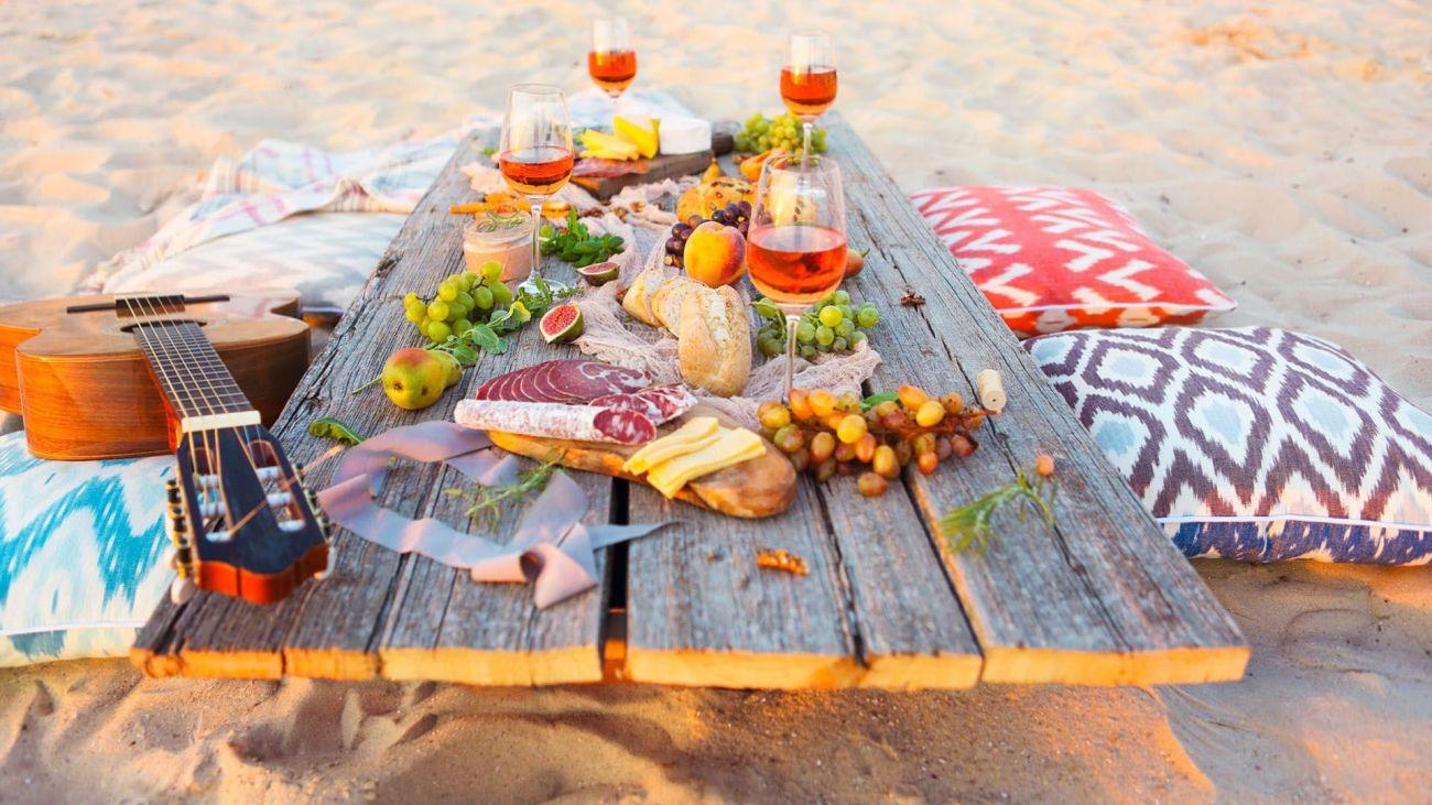 10 ricette furbe da preparare in vacanza