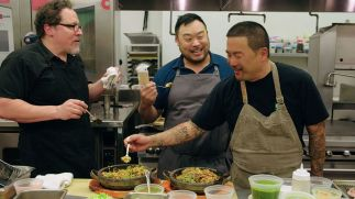 The chef show David Chang