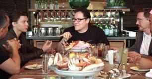 The chef show Robert Downey Jr