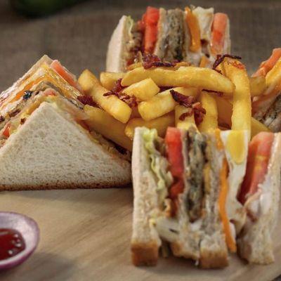 Club sandwich ricco