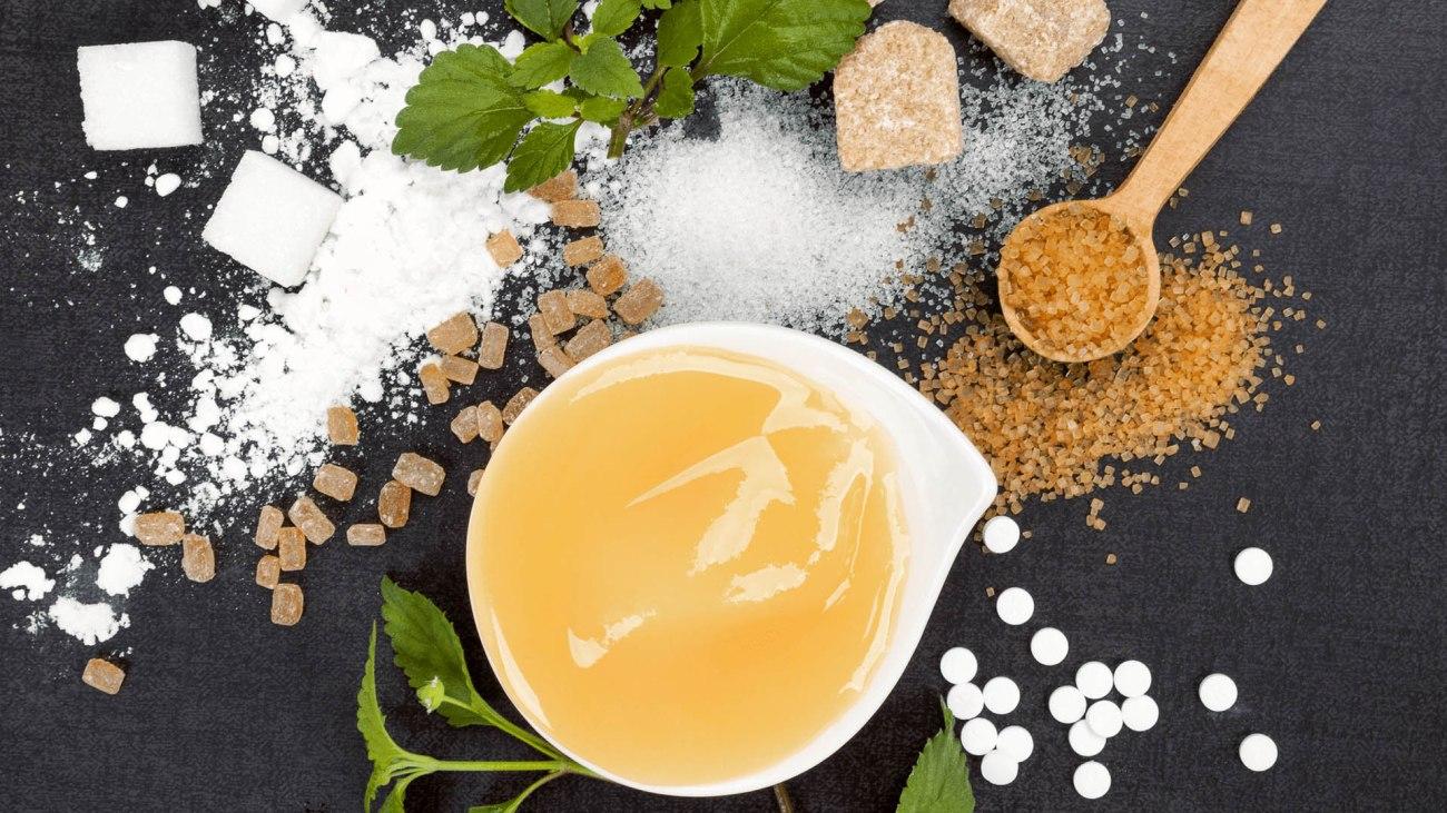 Zuccheri dolcificanti e come utilizzarli