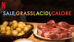 Sale grassi acidi calore