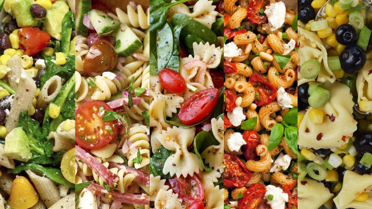 Vademecum dell'insalata di pasta perfetta