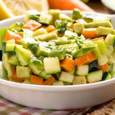 Tartare vegetariana