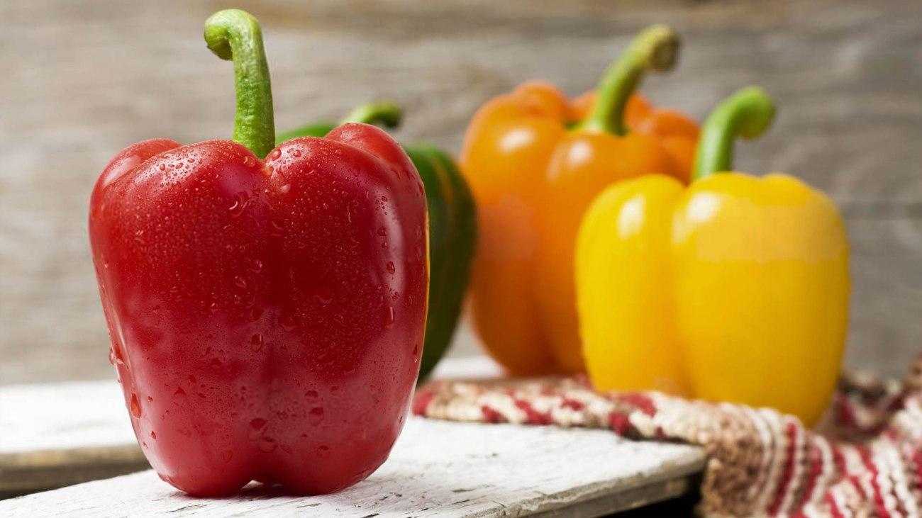 Ingrediente di settembre il peperone