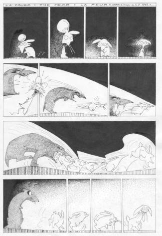 The fear – Rovigo a striscie 1998