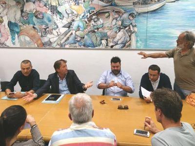 in commissione LLPP si discute il project della Piscina Gregori