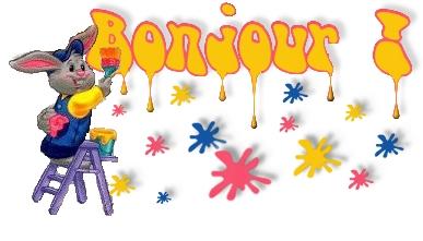 bonjour graphic animated gif graphics bonjour 395401
